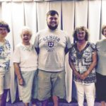 FCMH Auxiliary presents scholarship to MT grad