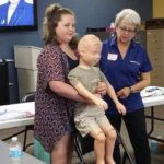 13 graduate from Fayette County Health Department's safe sitter class