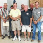 Committee holds Armco employees retirement party