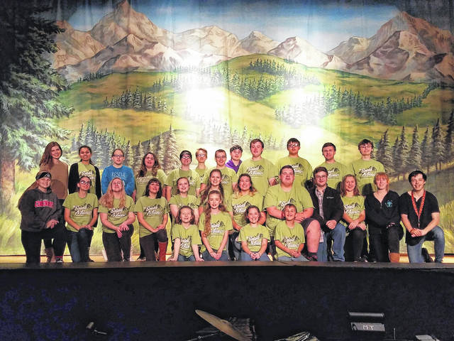 "The cast and crew of the Washington High School production of ""The Sound of Music"" invites the community to join them this weekend as they transport the crowd back to pre-World War II Austria in this classic Rodgers and Hammerstein musical."