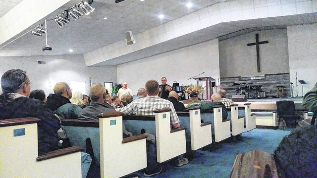 The Fayette County Sheriff's Office hosted an active shooter training Monday for all Fayette County churches.