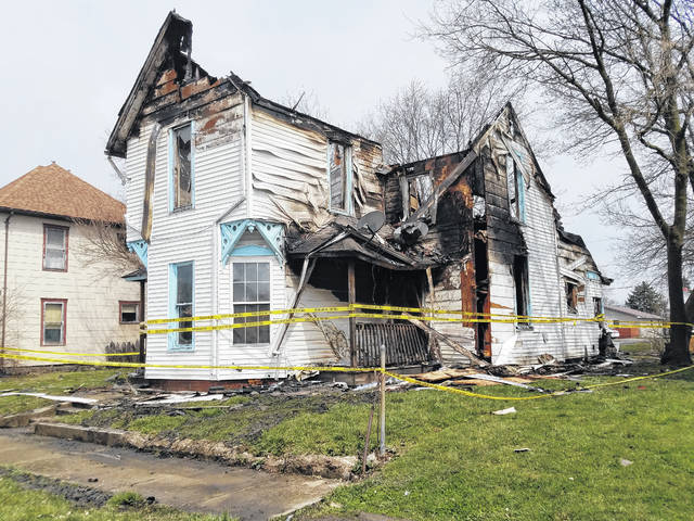 The Washington Fire Department responded to a structure fire early Friday morning at 720/722 S. North Street in Washington Court House. The duplex caught fire around 12:30 a.m. and crews were on the scene for roughly six hours.