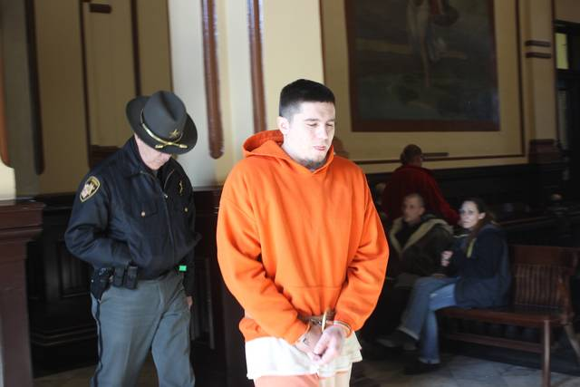 Trevor Milstead remains incarcerated in the Fayette County Jail on charges of involuntary manslaughter and tampering with evidence with a $100,000 bond.