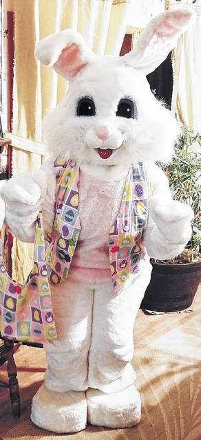 Merchants National Bank is raising money for local charities by bringing the Easter Bunny to the bank on Friday, March 30 from 3-5 p.m. and Saturday, March 31 from 9 a.m. to noon. Stop by and see the Easter Bunny and take Easter pictures of your little ones. The cost is a donation and all money collected will go to local charities in Fayette County.