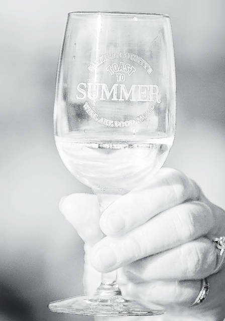 The popular wine tasting will return to this year's Fayette County Toast to Summer.