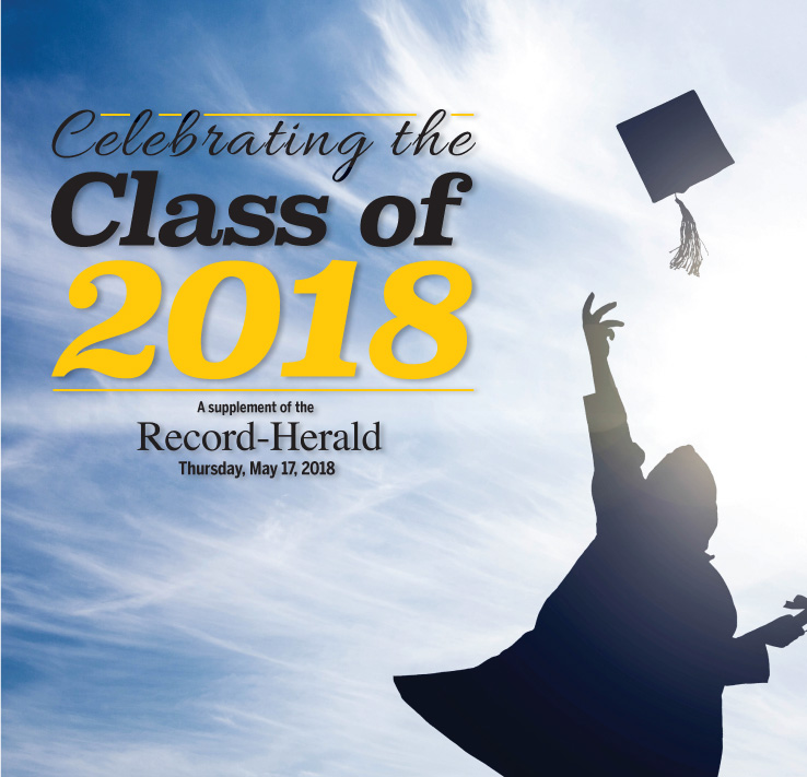 Celebrating the class of 2018