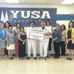 YUSA named Chamber Business of the Month