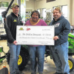 Local businesses raise money for The Well