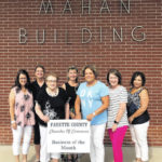 Fayette Agricultural Society named Business of the Month