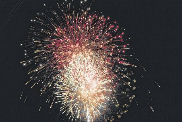 A fireworks display will once again be part of the Village of Jeffersonville's July 4 celebration.