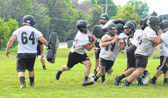 The Miami Trace Panthers began practice for the 2018 football season Monday, July 30. The Panthers hold a scrimmage against Westfall at home Friday, Aug. 17 at 7 p.m. Miami Trace begins the regular season with a home game against Circleville Friday, Aug. 24 at 7 p.m.