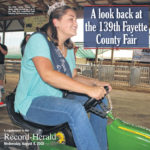 A look Back at the 139th Fayette County Fair 2018