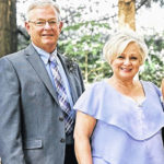 Chapmans celebrate 50 years of marriage