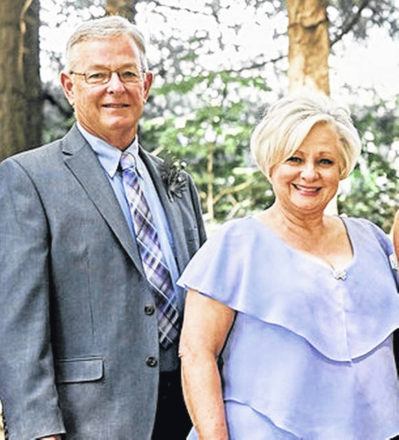 Jack and Terrie Chapman are celebrating 50 years of marriage.