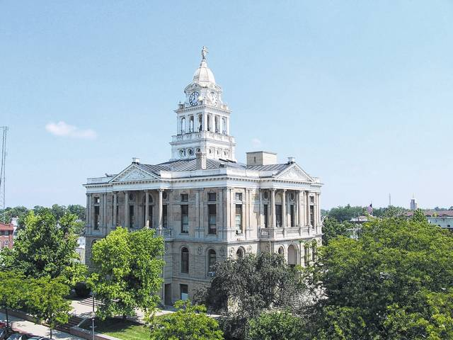 Tours of the courthouse will be held on Sept. 16 as part of the Ohio Open Doors program