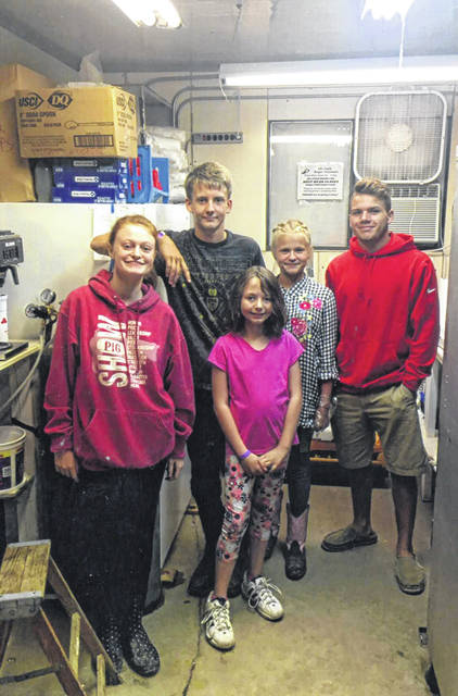 Barn Busters enjoy 139th Fayette County Fair - The Record ...