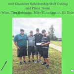 Chamber of Commerce holds golf outing