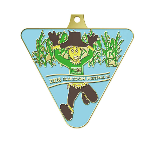 The Finisher's Medal
