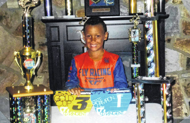 On Aug. 26, Kevin Washington an 8-year-old third grader at Miami Trace Elementary School, won the Ohio State Championship race in Akron. On Sept. 16, he returned to Akron to compete in the Northeastern Regional Championship where he was able to place third out of a group of 12 of the fastest 8-year-olds in this region.