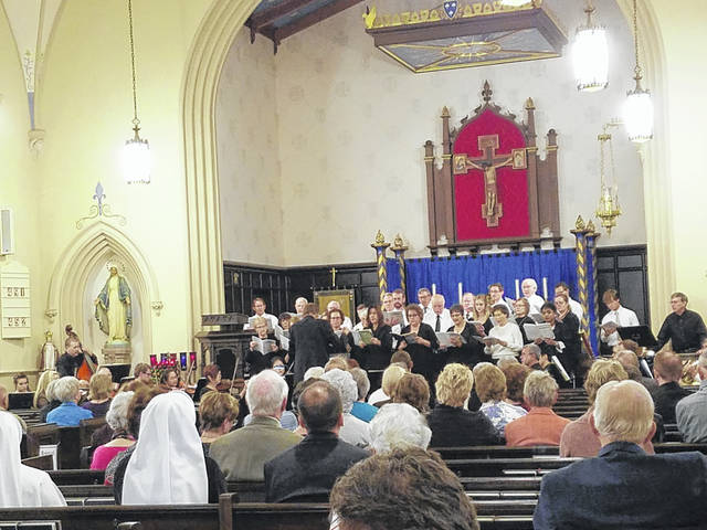 "The Concerts in a Country Church series held the first performance over the weekend with over 100 people in attendance at St. Colman Church. The second program, ""Playing with the Big Boys, part 2"" will be held on Sunday, April 28, 2019 at 3 p.m."