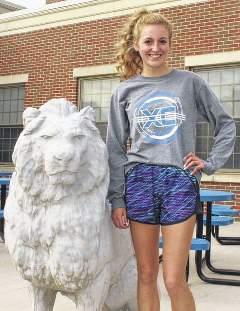Washington High School's Cloe Copas has qualified to the Division II Regional cross country meet to be held at Pickerington North High School Saturday at 2:15 p.m.