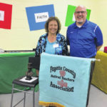 WCH Superintendent visits Fayette County Retired Teachers
