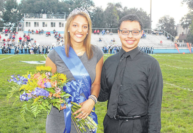 Washington High School celebrated Homecoming 2018 Friday and crowned Hannah Haithcock and Ray Dublin as the Homecoming Queen and King.