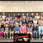 MT Elementary names Sept. Students of the Month