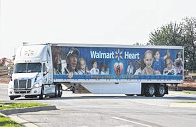The Walmart Heart truck has played a role in giving many individuals with disabilities a special day.