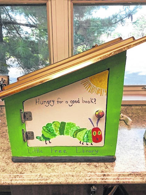 "The Fayette County Board of DD has announced that a ""Little Free Library"" is coming to Fayette Progressive Preschool."