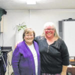 Bergheimer makes return visit with Genealogical Society