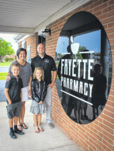 Fayette Pharmacy sold to local family