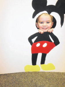 Jeff Library celebrates Mickey Mouse's 90th birthday