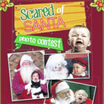 'Scared of Santa' photo contest begins