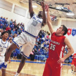 Defense leads Blue Lions to win