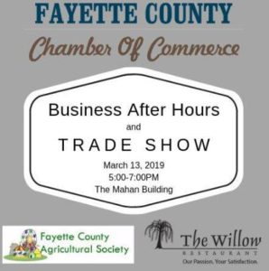 Chamber to host 'mini-trade show'