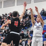 Blue Lions top Tigers, 50-44