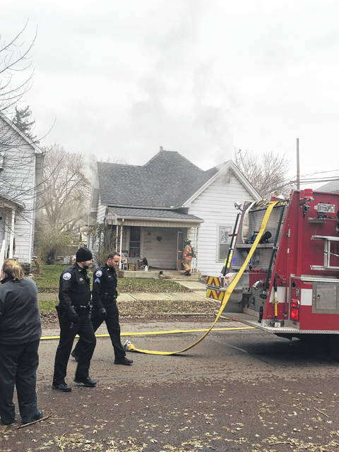 The Record-Herald took time to reflect on 2018 and the many news and sports stories from throughout the year. In the final part, the paper looks at October through December. In November, the Washington Fire Department and Washington Police Department responded to a house fire a 434 E. Paint St. No injuries were reported.