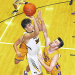 Panthers fall to Unioto, 56-40