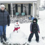 County residents enjoy winter weather