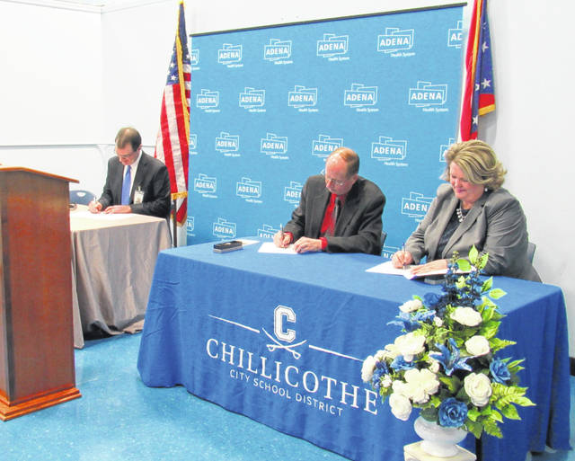 Adena Health System and partners revealed plans Thursday to open a new primary care clinic on Chillicothe's east side. The new clinic will be housed within the Mount Logan Elementary School.