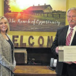Chamber presents award to Ranch of Opportunity