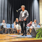 Robinson wins Belle Aire Spelling Bee