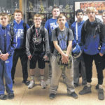 Blue Lions 11th at Nelsonville-York