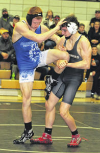 Panthers win final dual in Pit