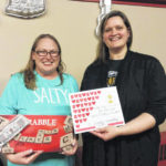 Smalley wins first-ever Carnegie Adult Spelling Bee