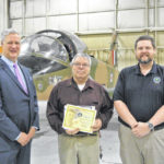 Laurel Oaks aviation instructor honored by FAA