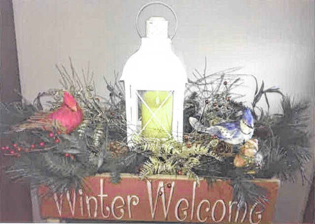 """The Deer Creek Daisies welcome winter with an organizational meeting. The main topic of discussion was """"birds and blooms."""" Seed magazines are beginning to arrive in the mail so new blooms can be selected. Don't forget to feed feathered friends in the cold temperatures."""