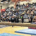 Local gymnasts compete at Central District meet
