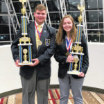 WHS DECA students headed to national competition